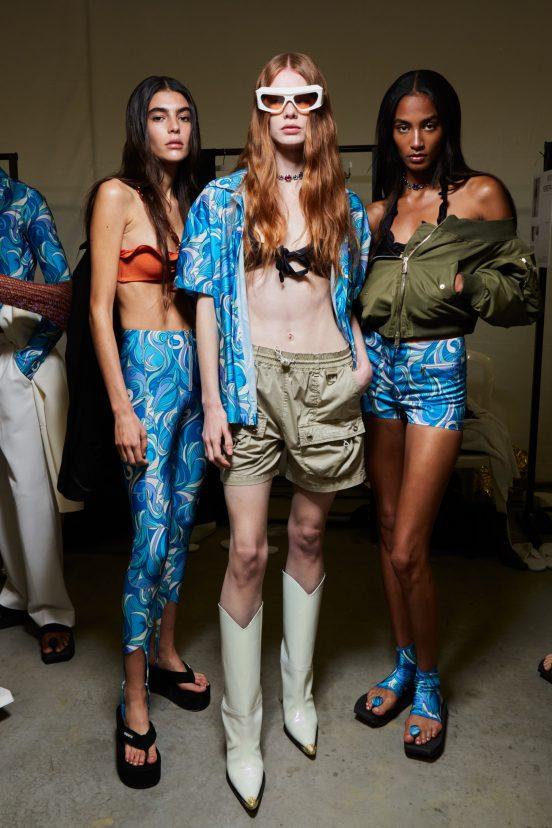 Coperni Spring 2022 Fashion Show