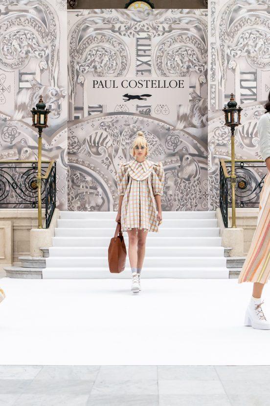 Paul Costelloe Spring 2022 Atmosphere Fashion Show