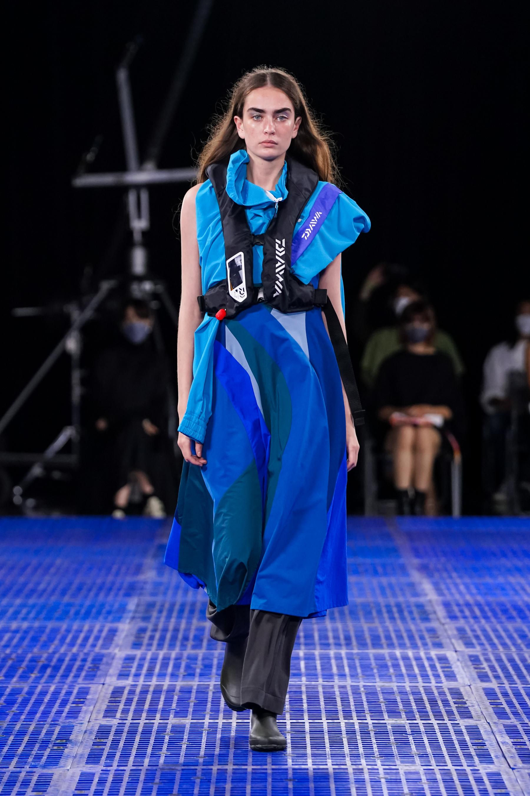 D Vec Spring 2022  Fashion Show