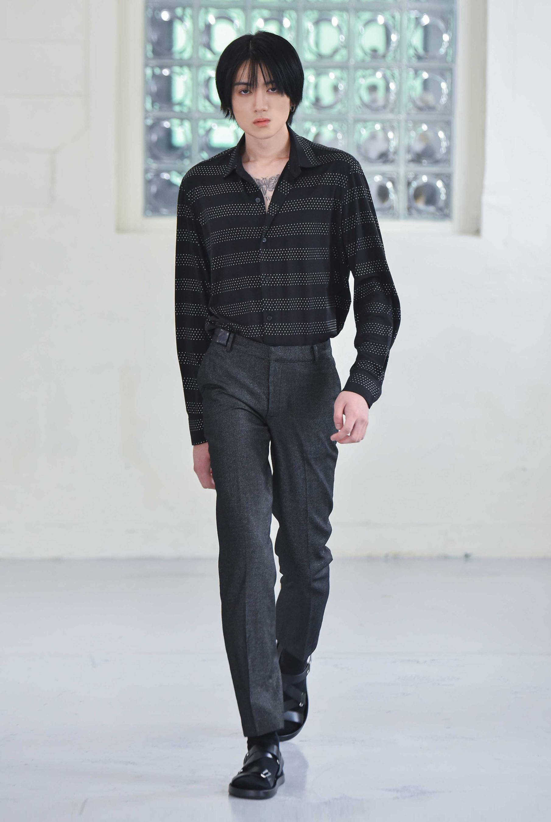 De Caffeine Homme Spring 2022  Fashion Show