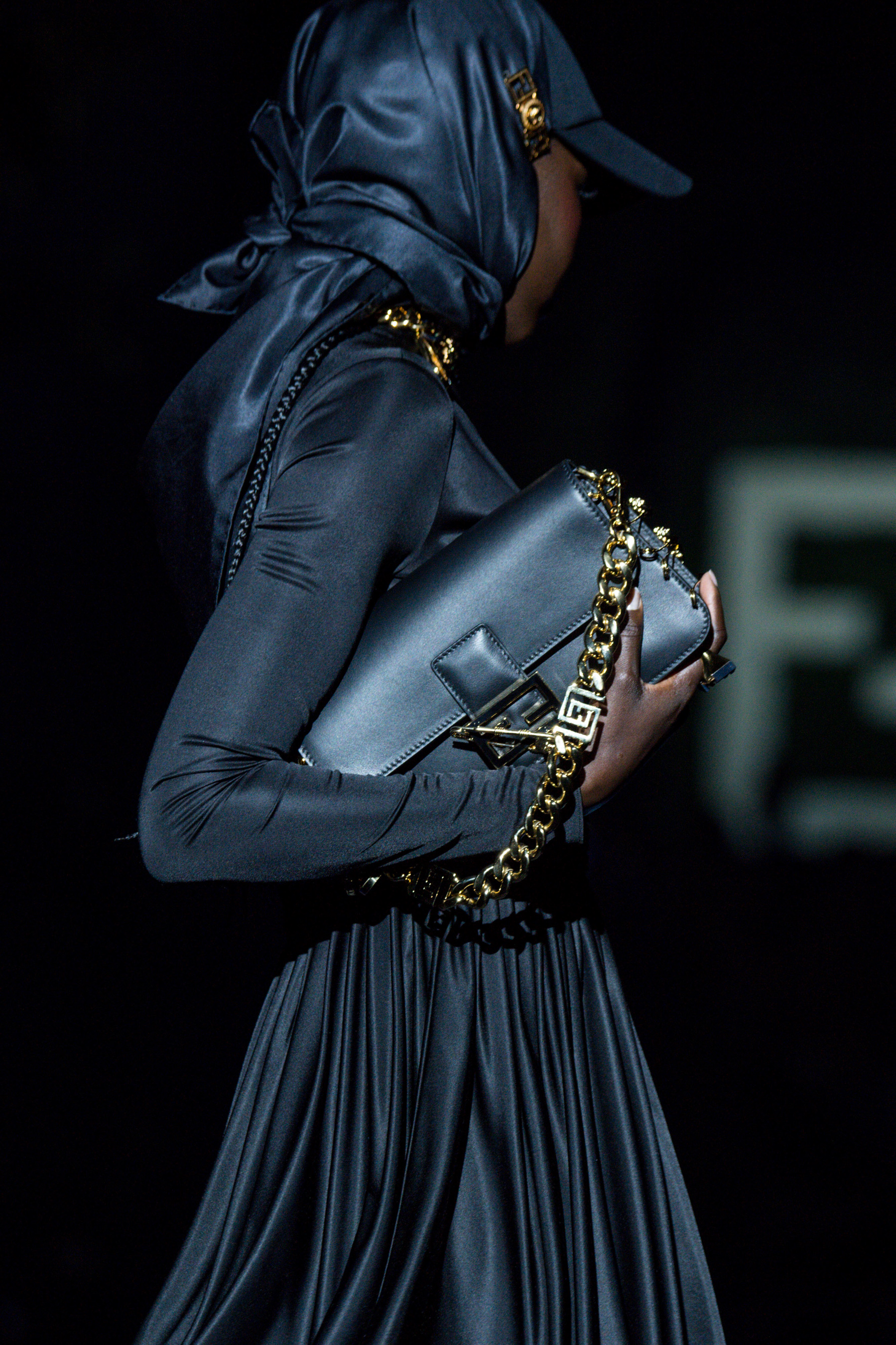 Fendi By Versace Spring 2022 Details Fashion Show