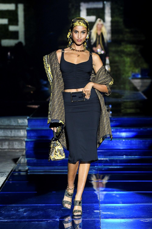 Fendi By Versace Spring 2022