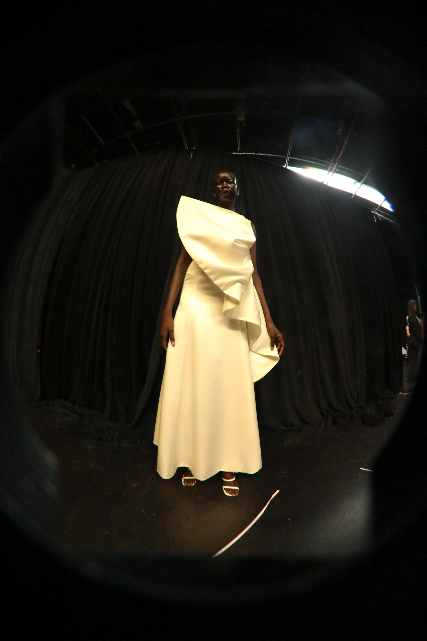 Head Of State Spring 2022 Backstage Fashion Show