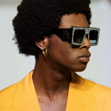 Helen Anthony Spring 2022 Details Fashion Show