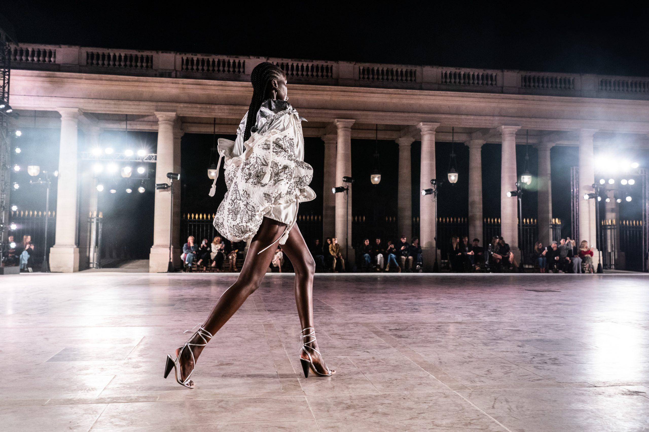 Isabel Marant Spring 2022 Fashion Show