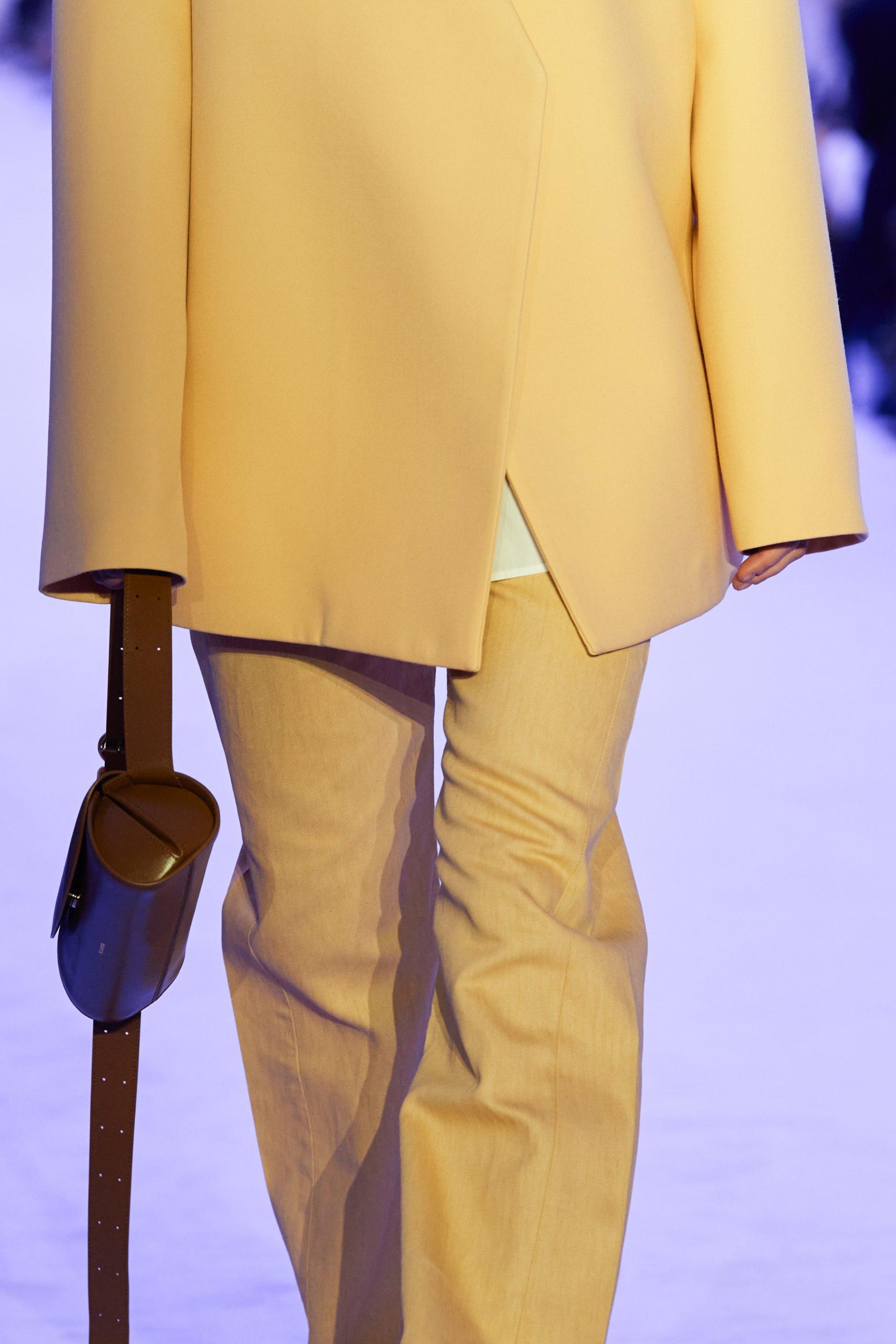 Jil Sander Spring 2022 Details Fashion Show