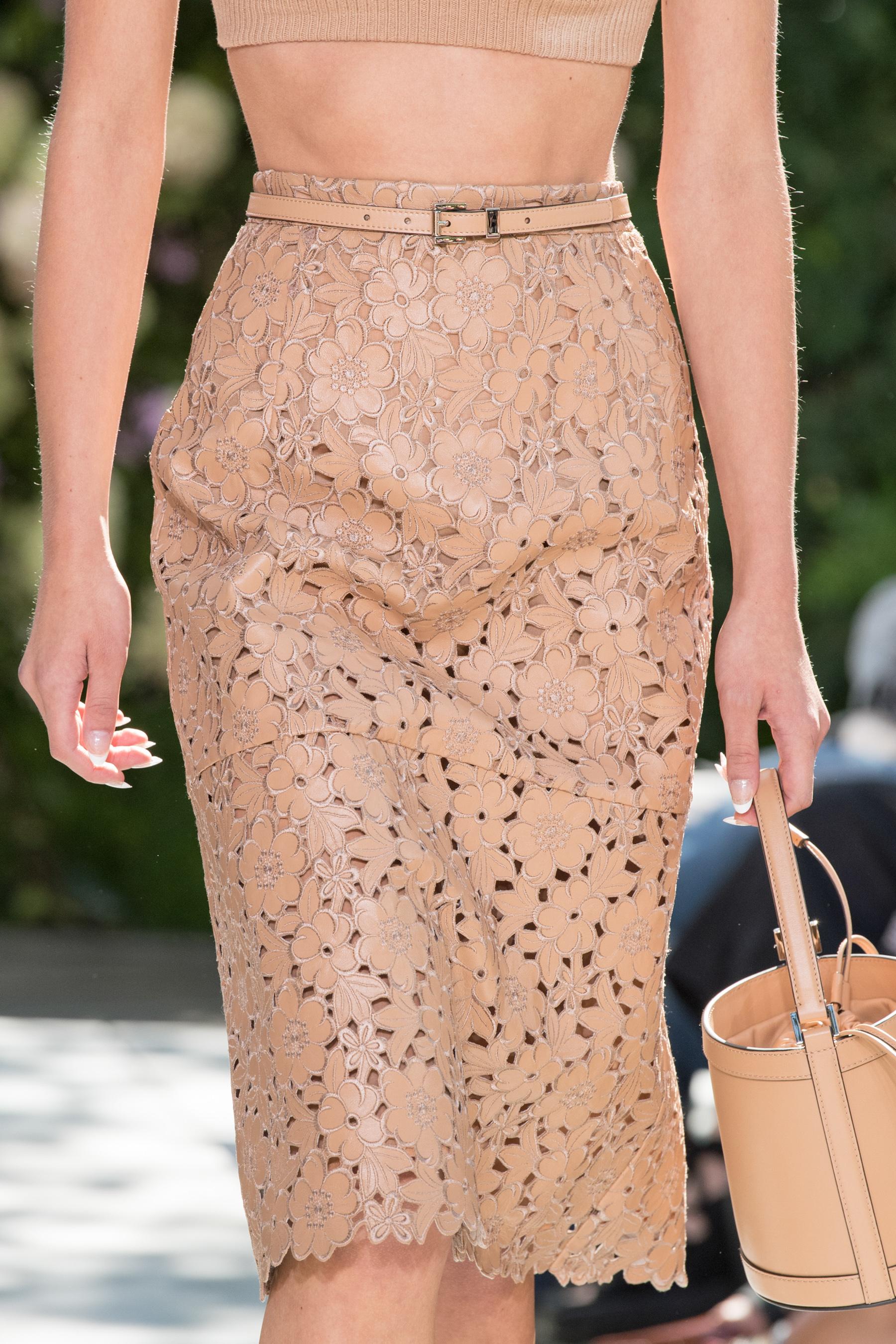 Michael Kors Spring 2022 Details Fashion Show
