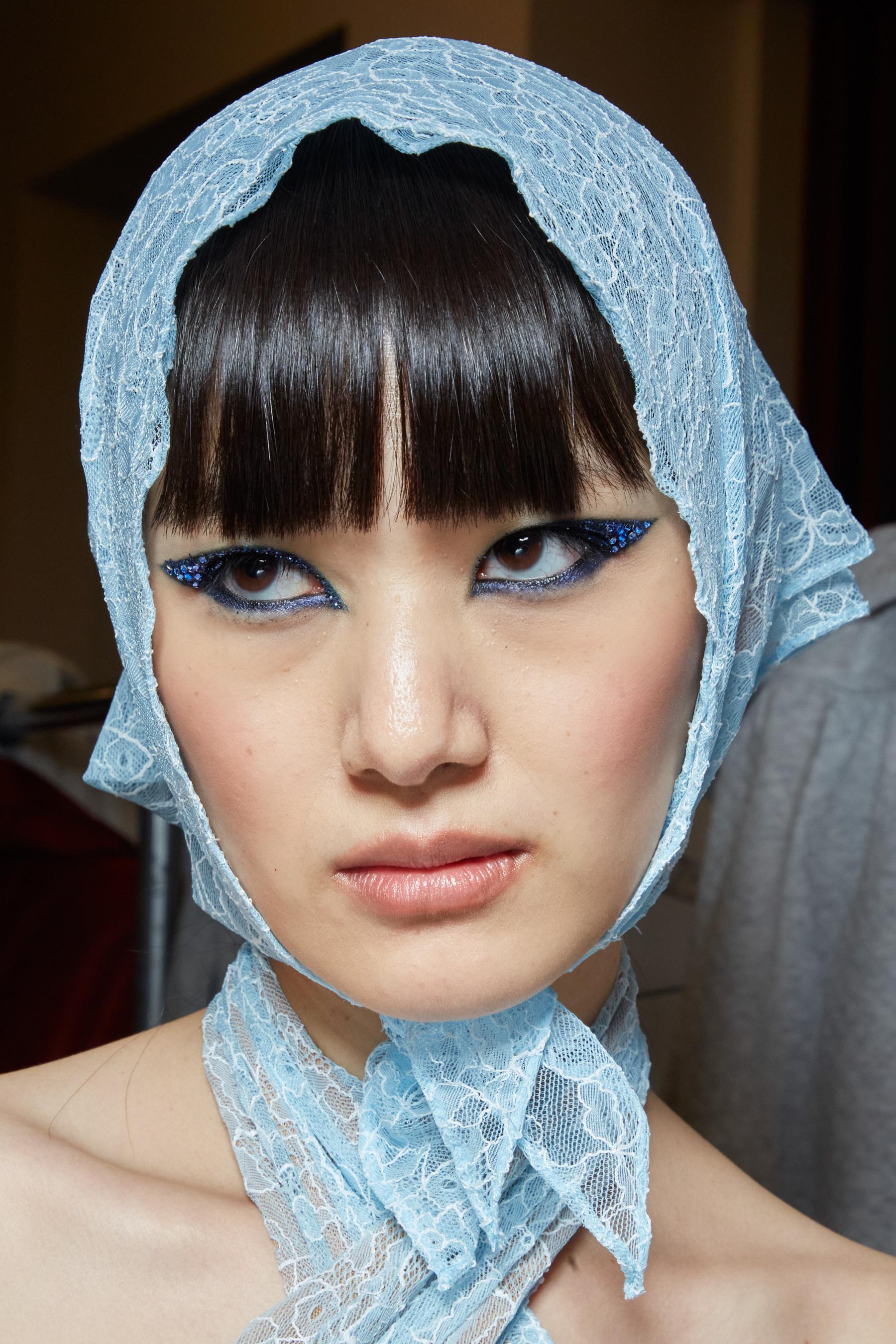 Laquan Smith Spring 2022 Backstage Fashion Show