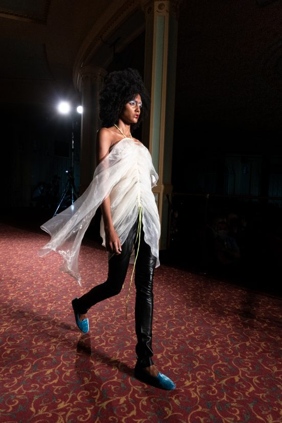 Francesca Liberatore Spring 2022 Atmosphere Fashion Show