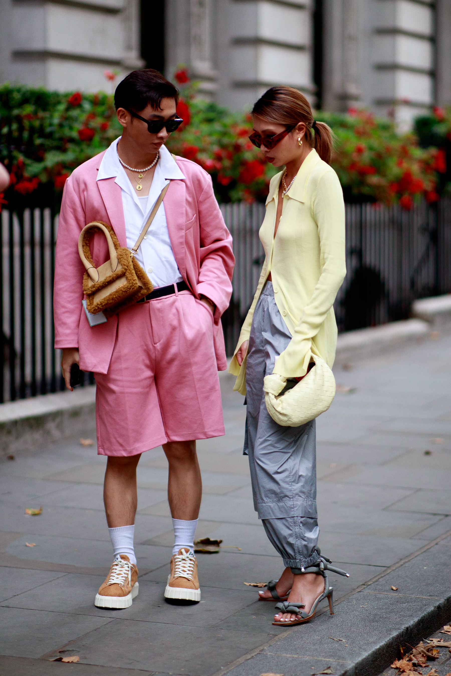 London Street Style Spring 2022 Day 1