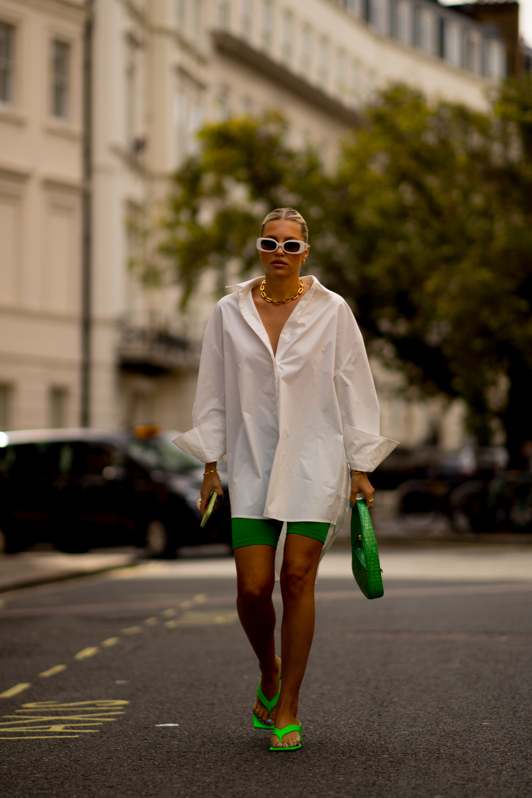London Street Style Spring 2022 Day 4