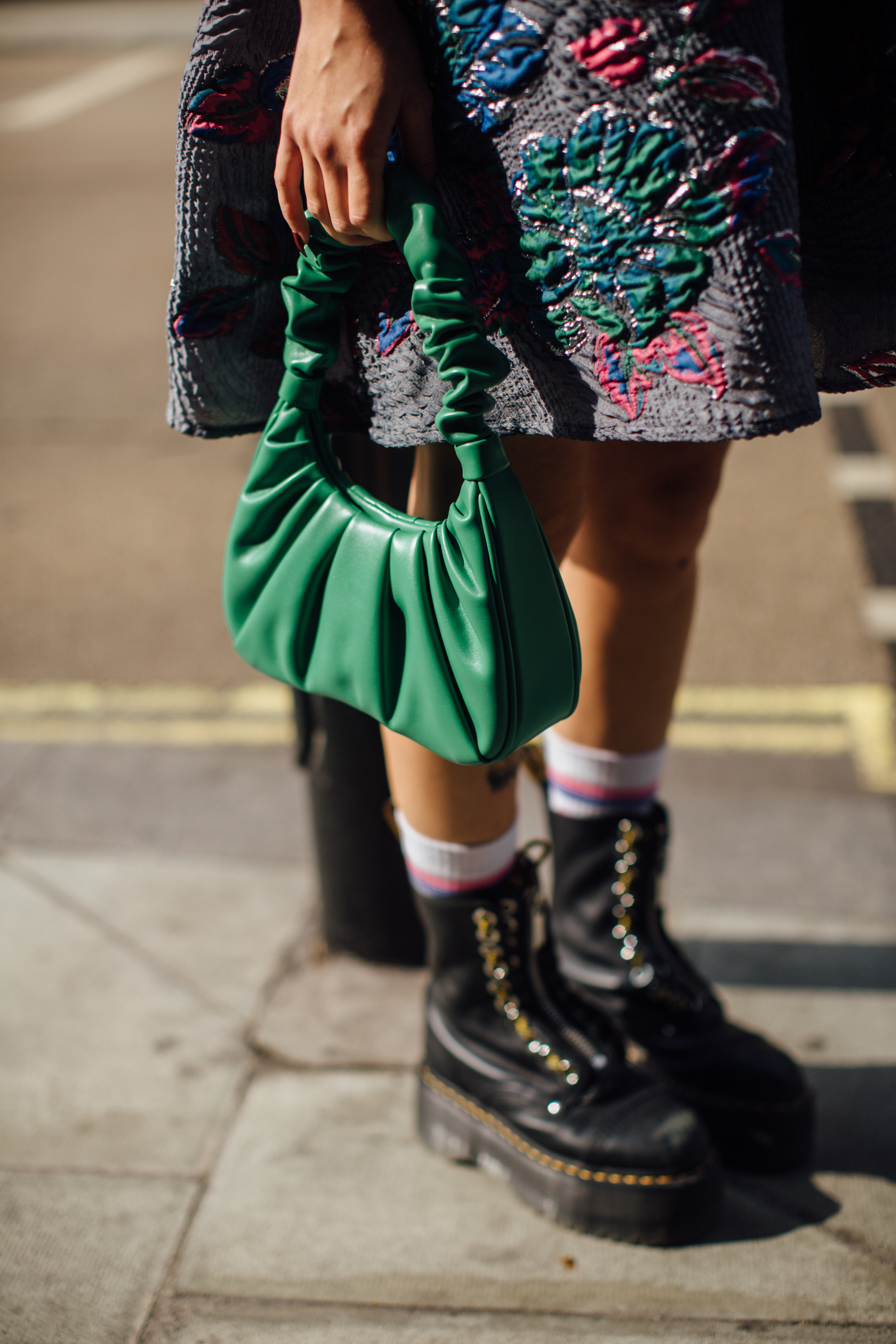 London Street Style Spring 2022 Day 2
