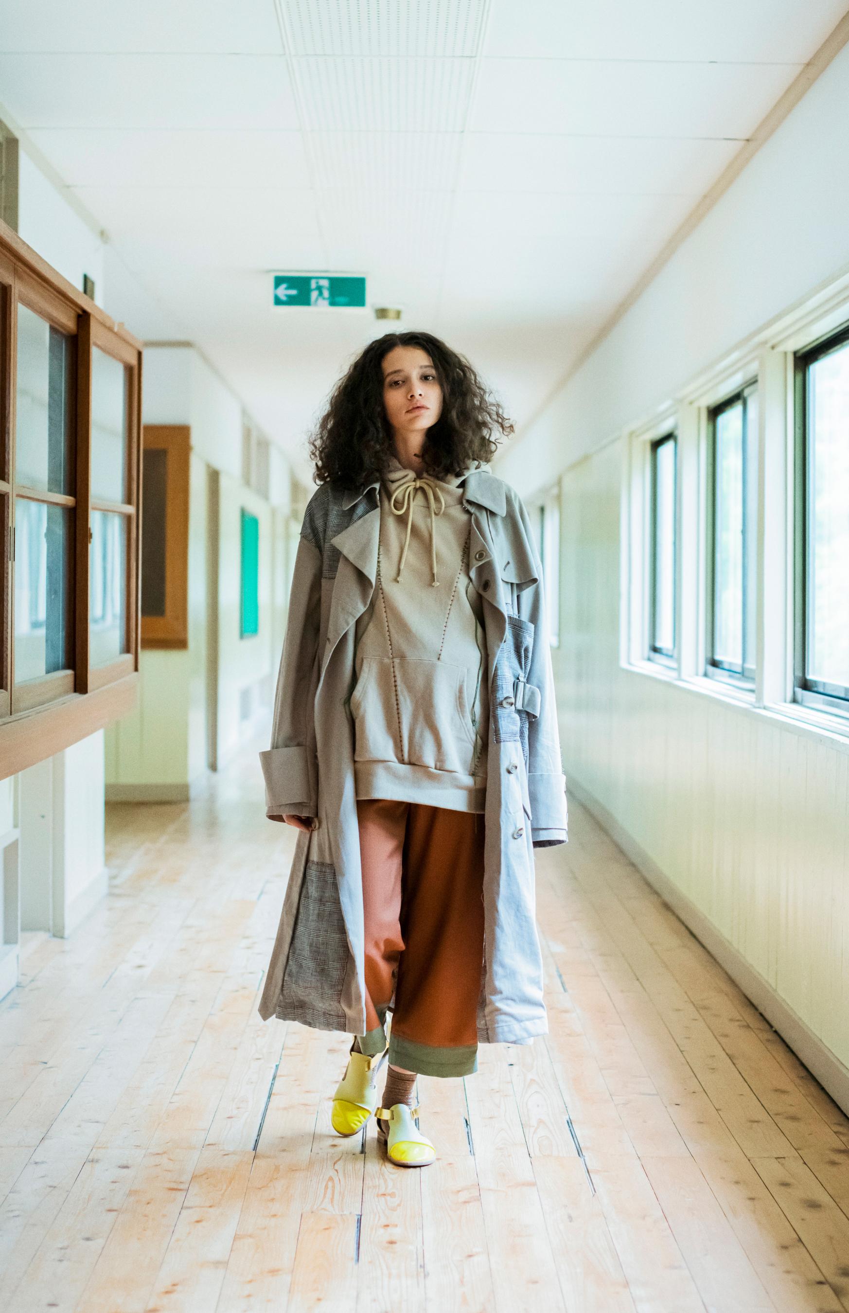 Meagratia Spring 2022  Fashion Show