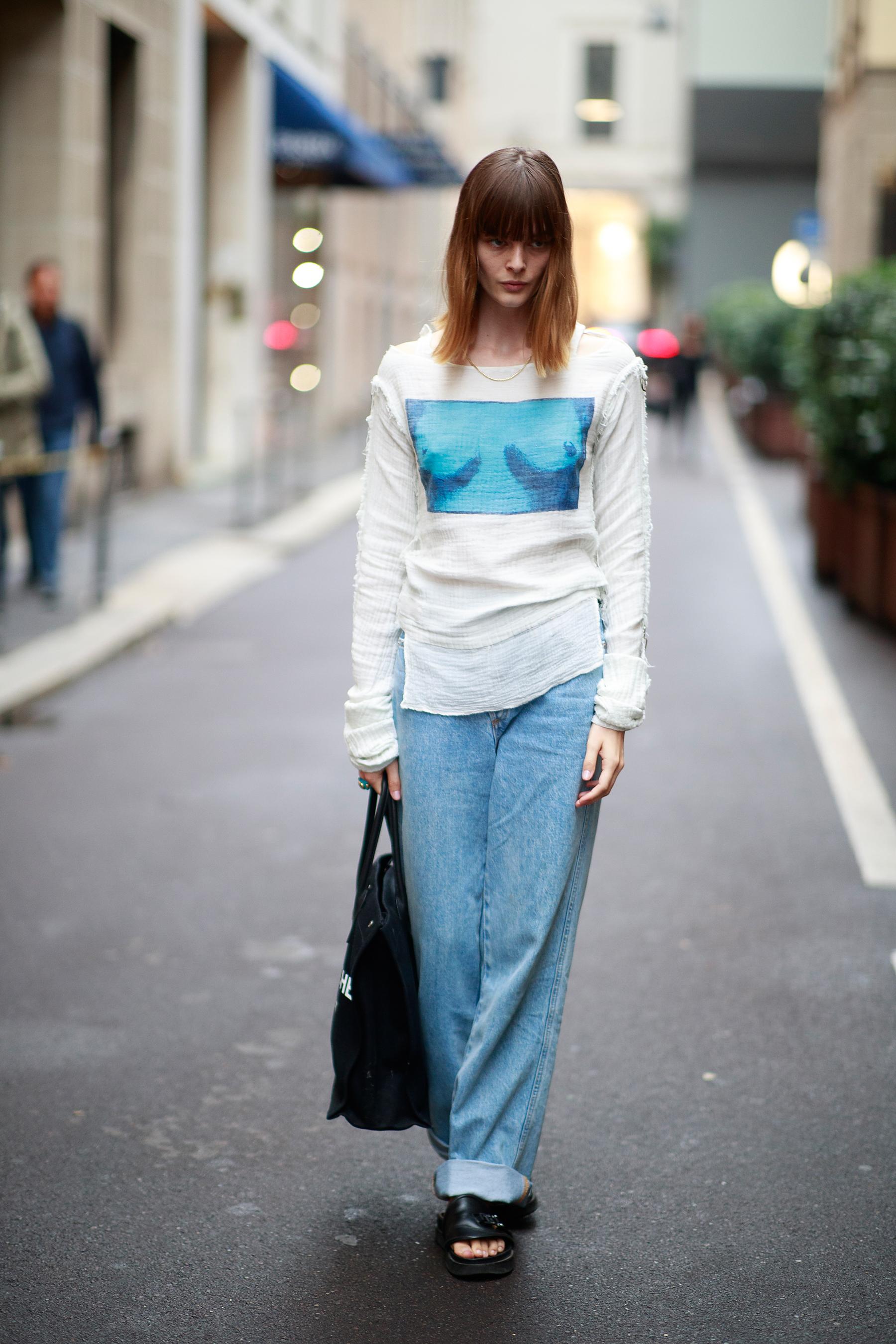 Milan Street Style Spring 2022 Day 5