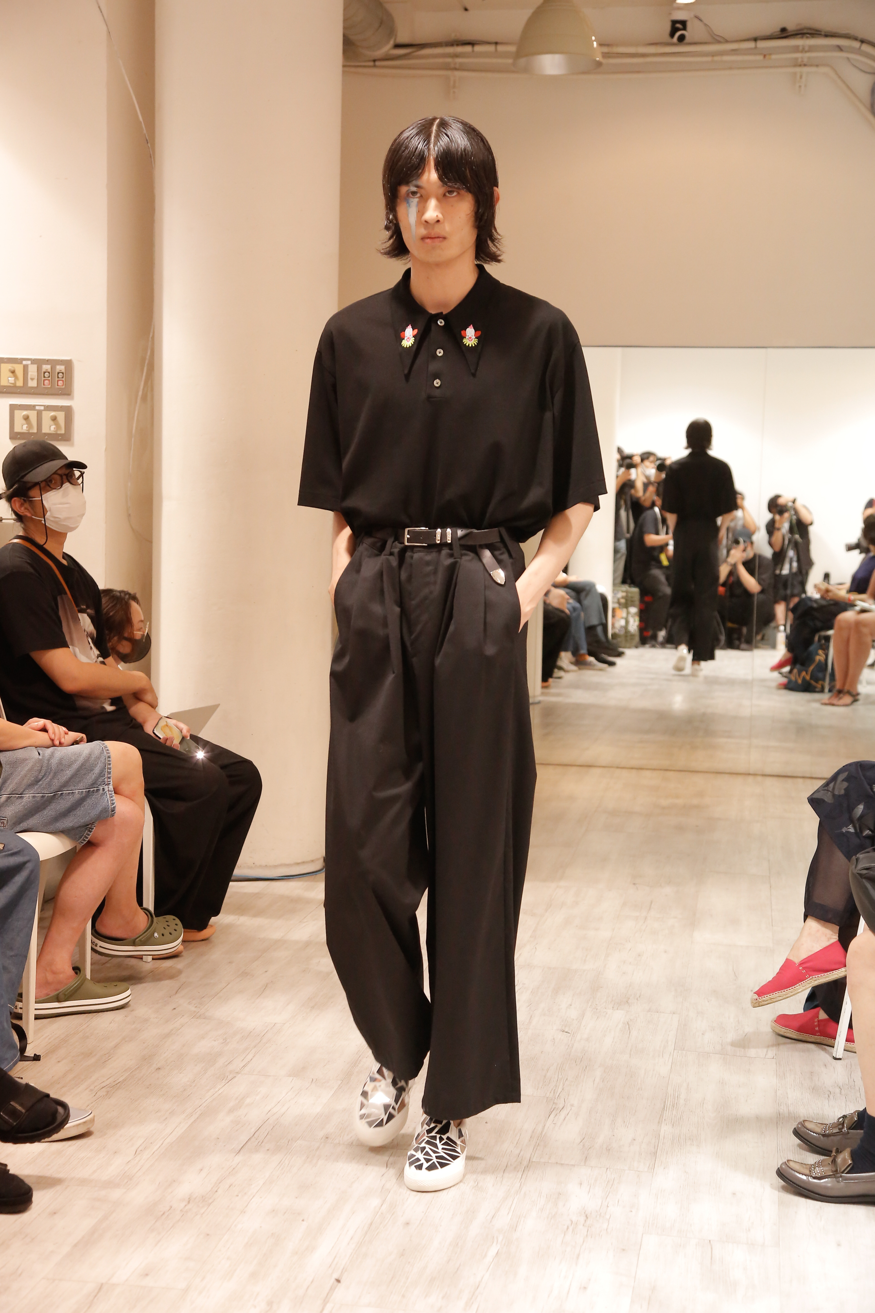 Mitsuru Okazaki Spring 2022  Fashion Show