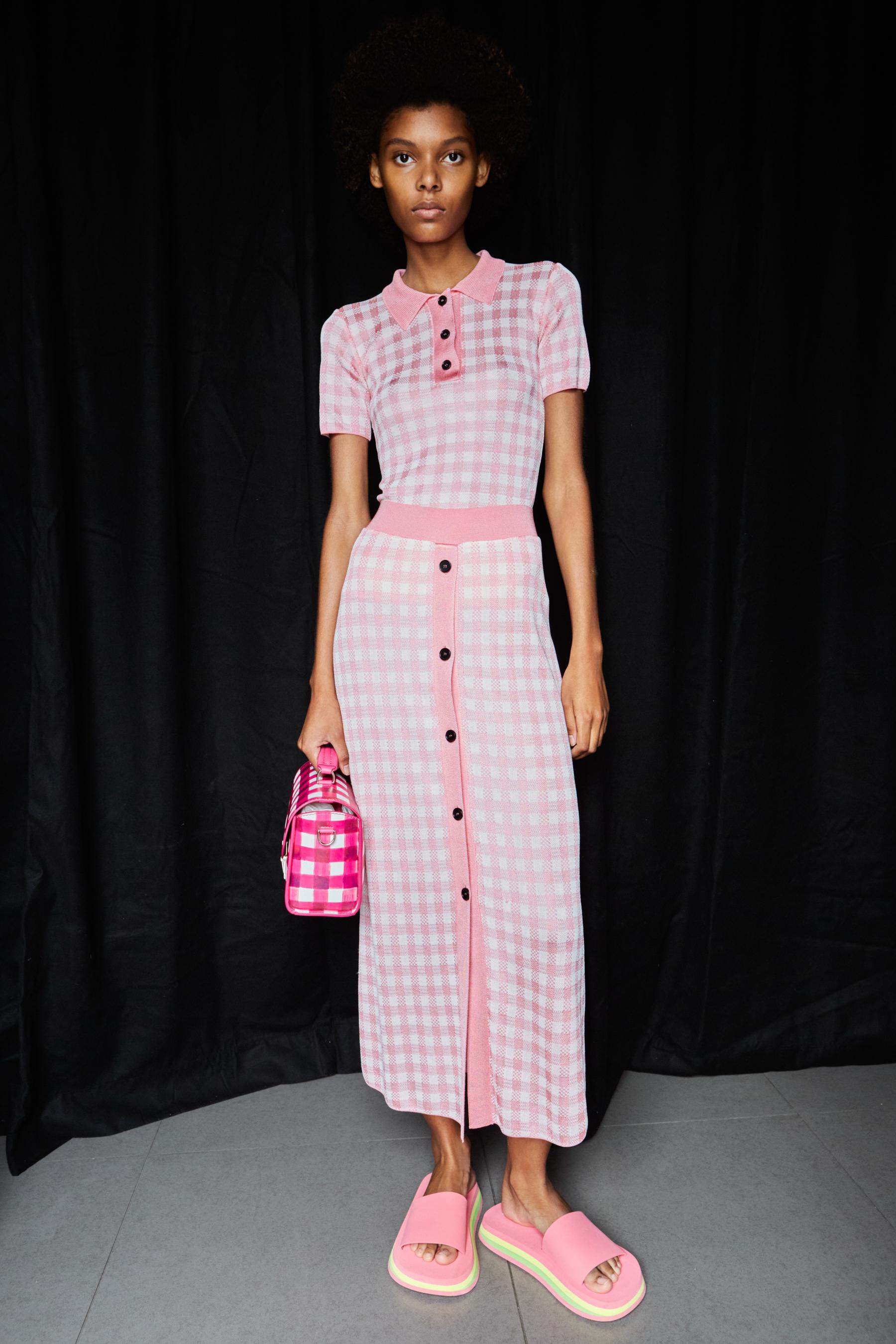 Msgm Spring 2022 Backstage Fashion Show