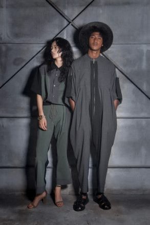 Nape Spring 2022  Fashion Show