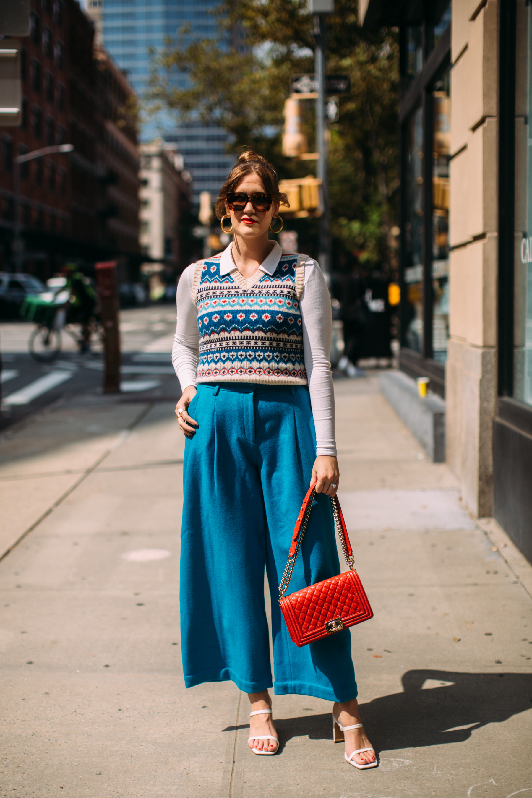 New York Street Style Spring 2022 Day 2