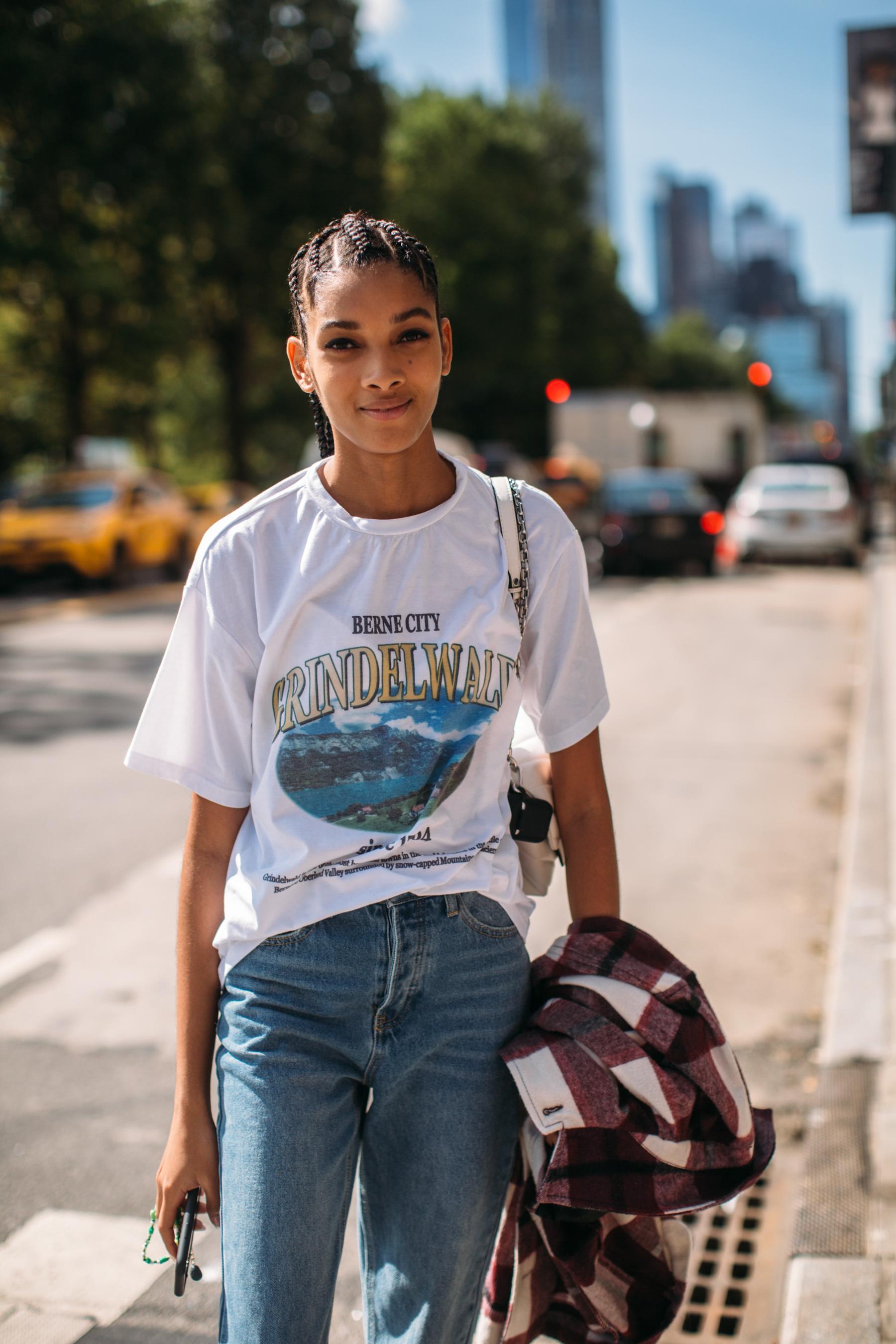 New York Street Style Spring 2022 Day 4