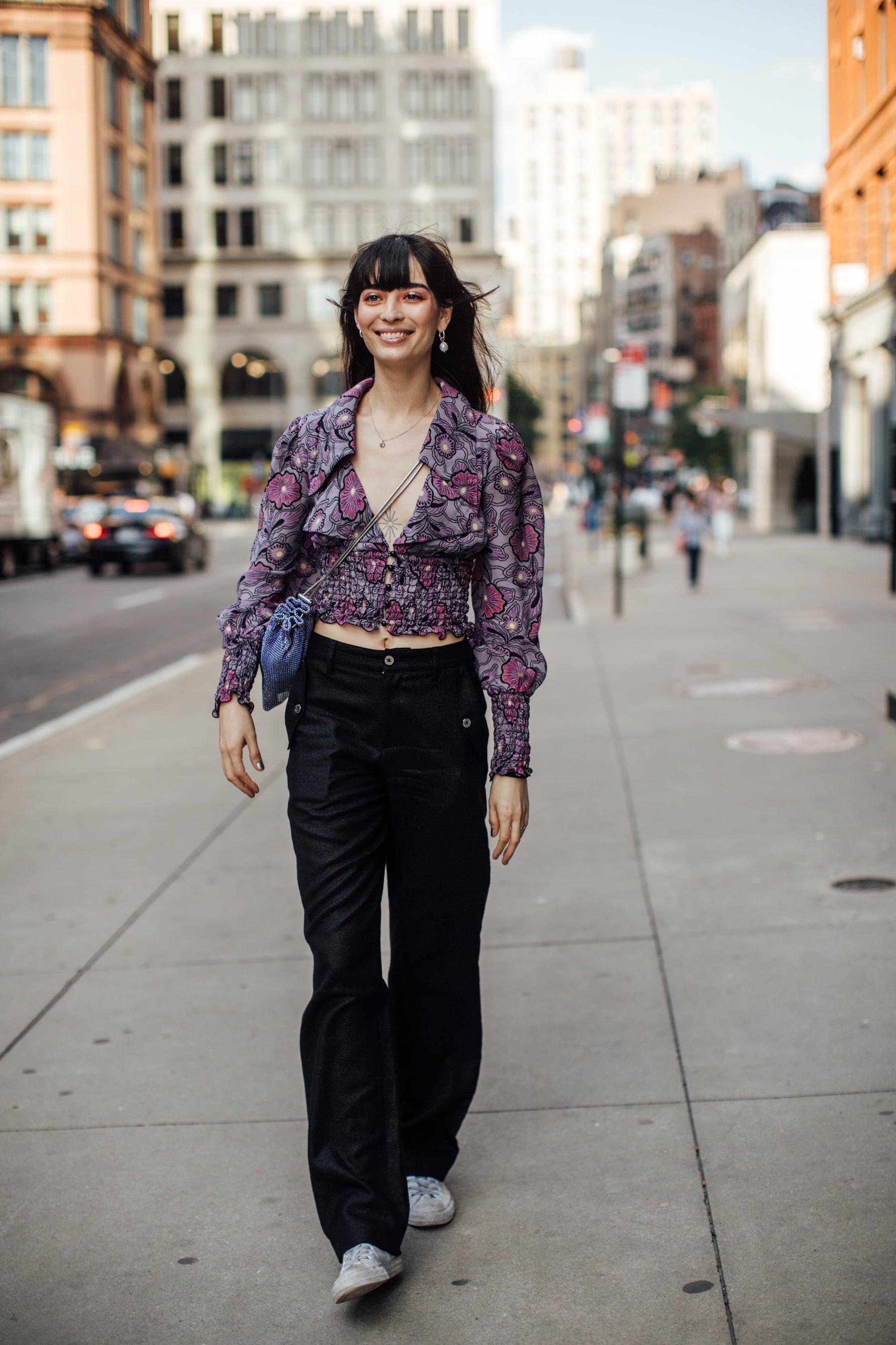 New York Street Style Spring 2022 Day 5