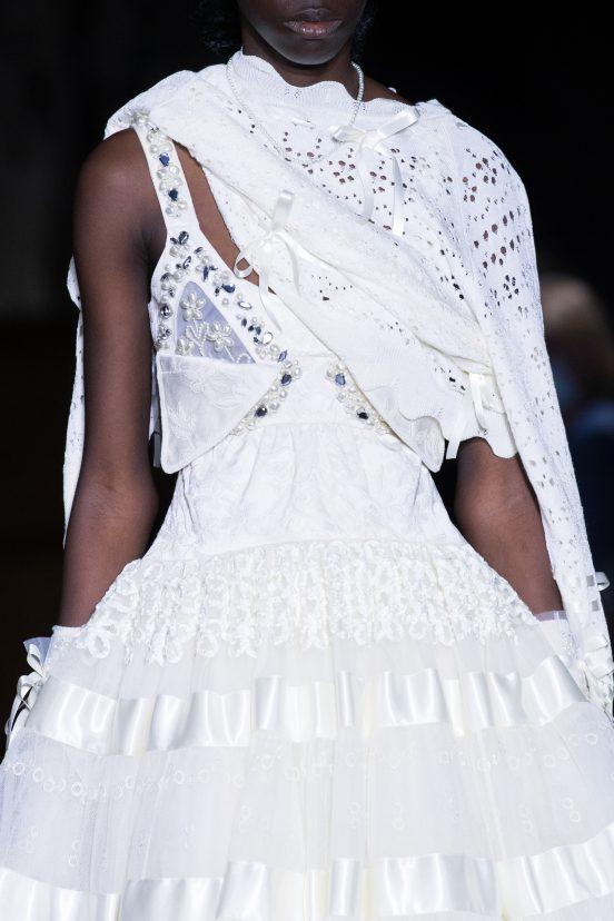 Simone Rocha Spring 2022 Details Fashion Show