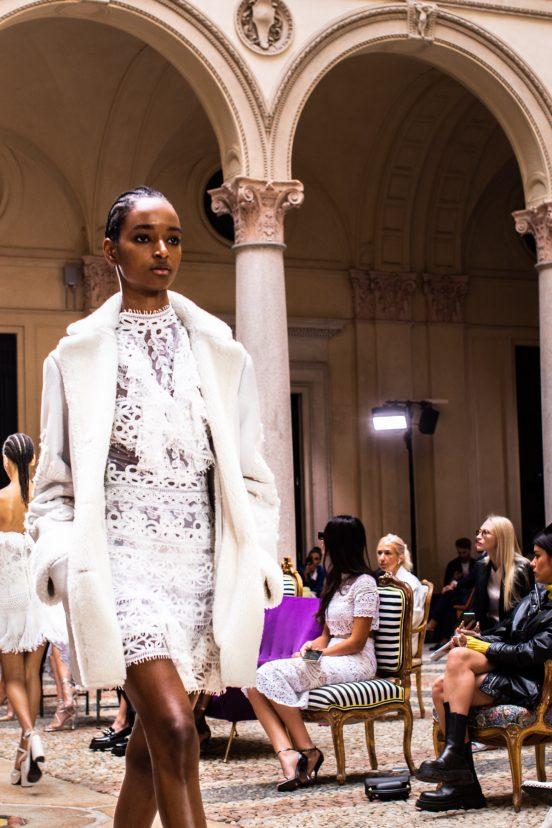 Ermanno Scervino Spring 2022 Atmosphere Fashion Show