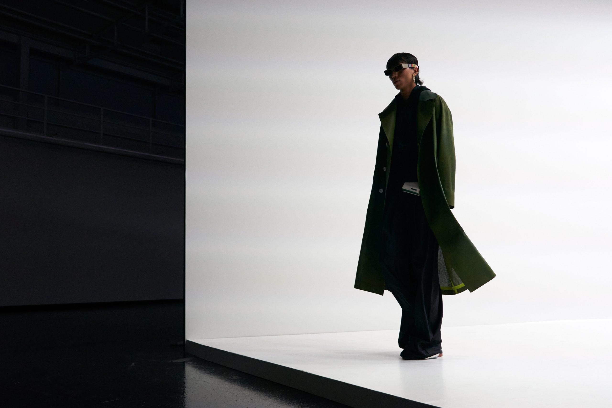 Sunnei Spring 2022 Atmosphere Fashion Show