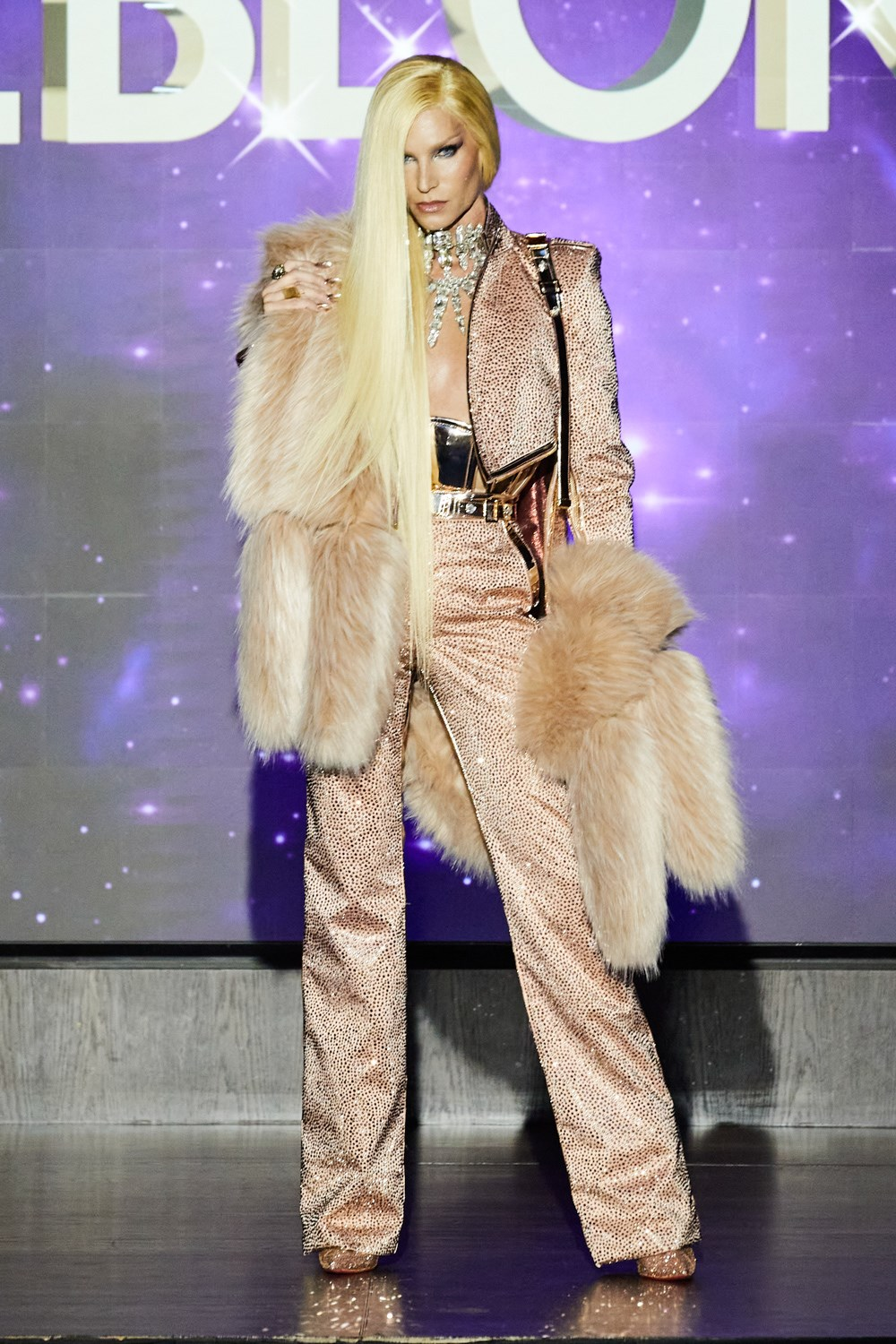 The Blonds Spring 2022