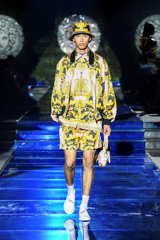 Versace By Fendi Spring 2022