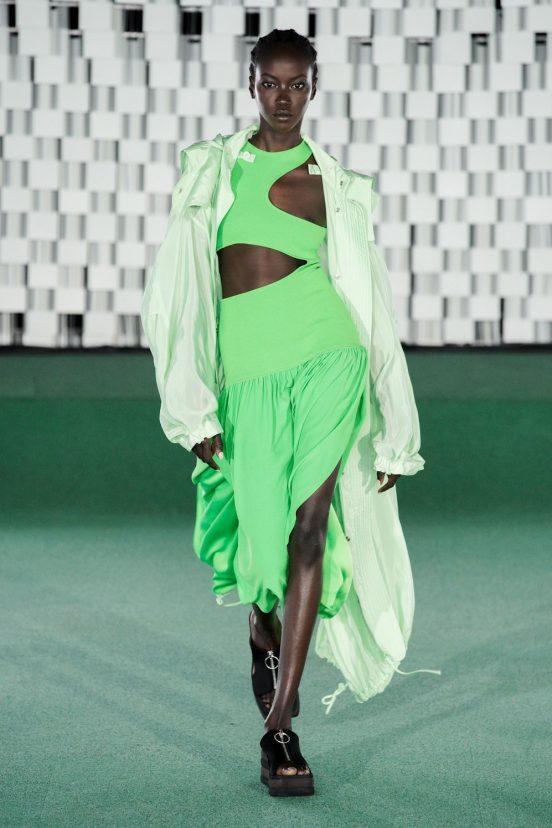 Stella Mccartney Spring 2022 Fashion Show