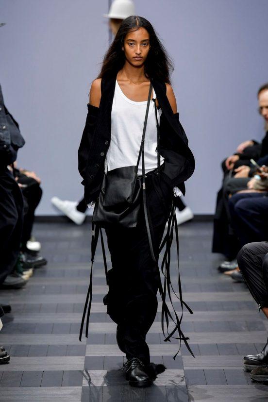 Ann Demeulemeester Spring 2022 Fashion Show