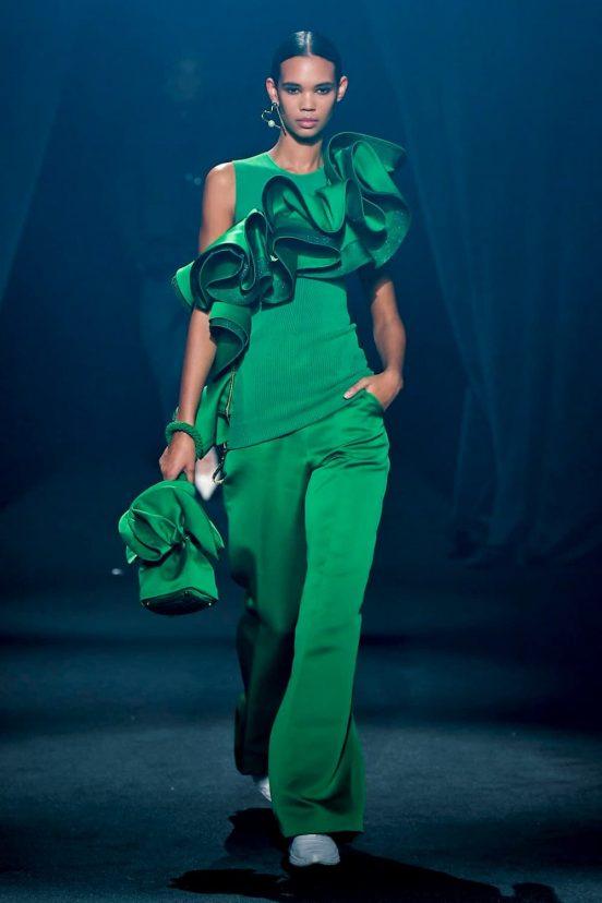 Az Factory Spring 2022 Fashion Show