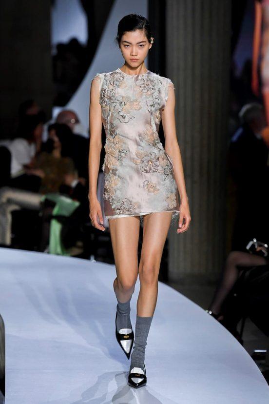 Miu Miu Spring 2022 Fashion Show