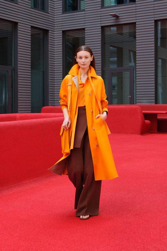 Akris Spring 2022 Fashion Show
