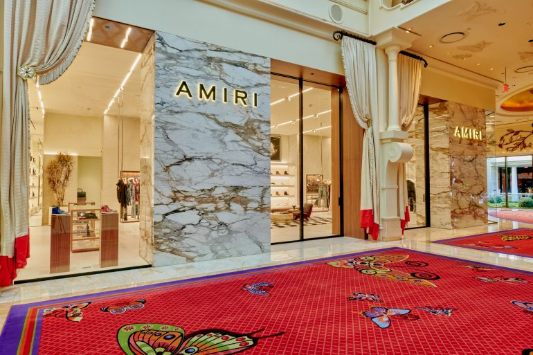 Amiri Opens Flagship Store In Las Vegas