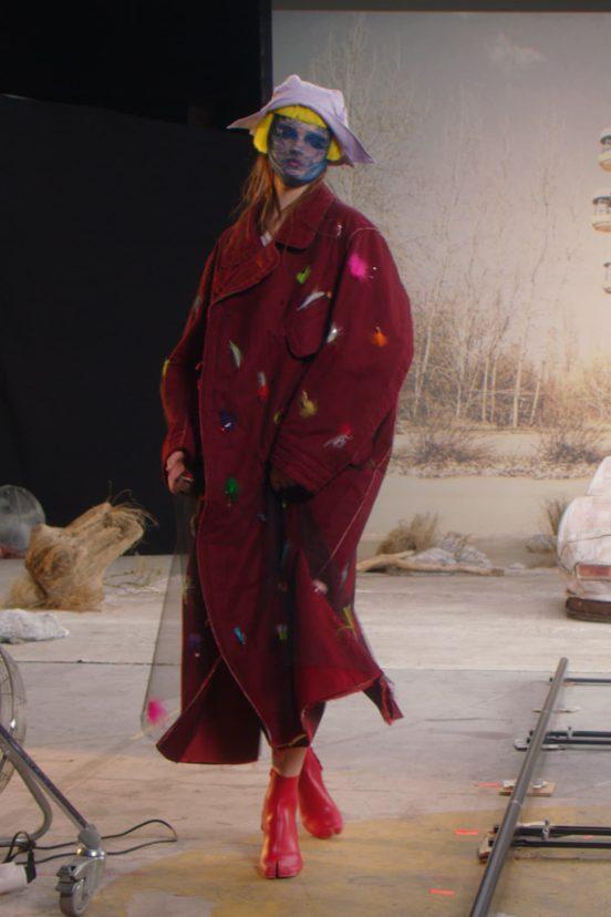 Maison Margiela Spring 2022 fashion show
