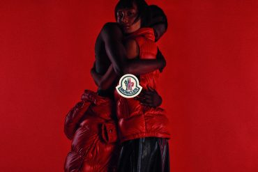 Moncler fall 2021 Kenzo Fall 2021 ad campaign