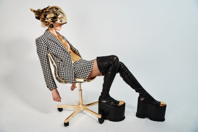 Schiaparelli Launches At Bergdorf Goodman
