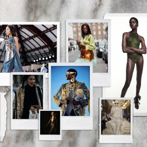 Shimmer Spring 2022 Fashion Show