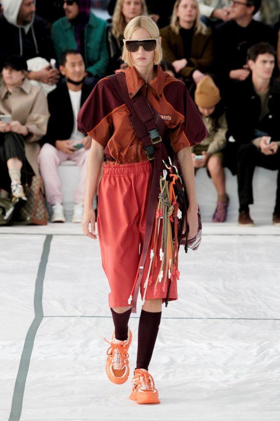 Lacoste Spring 2022 Film Fashion Show
