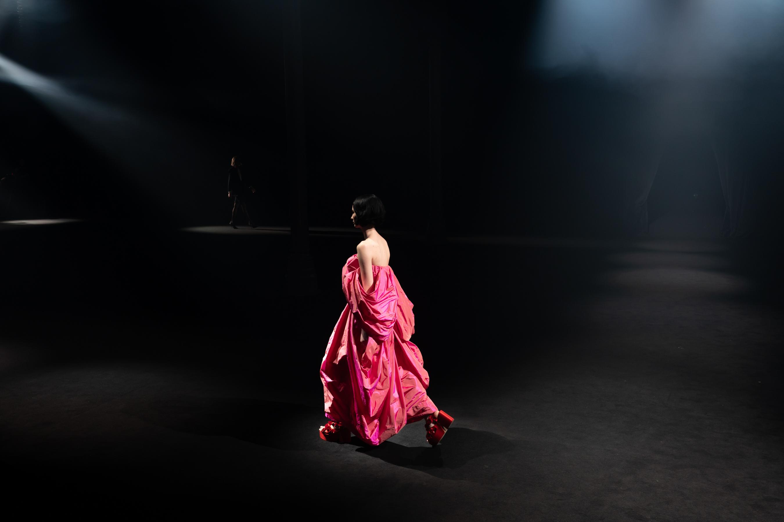 Az Factory Spring 2022 Atmosphere Fashion Show