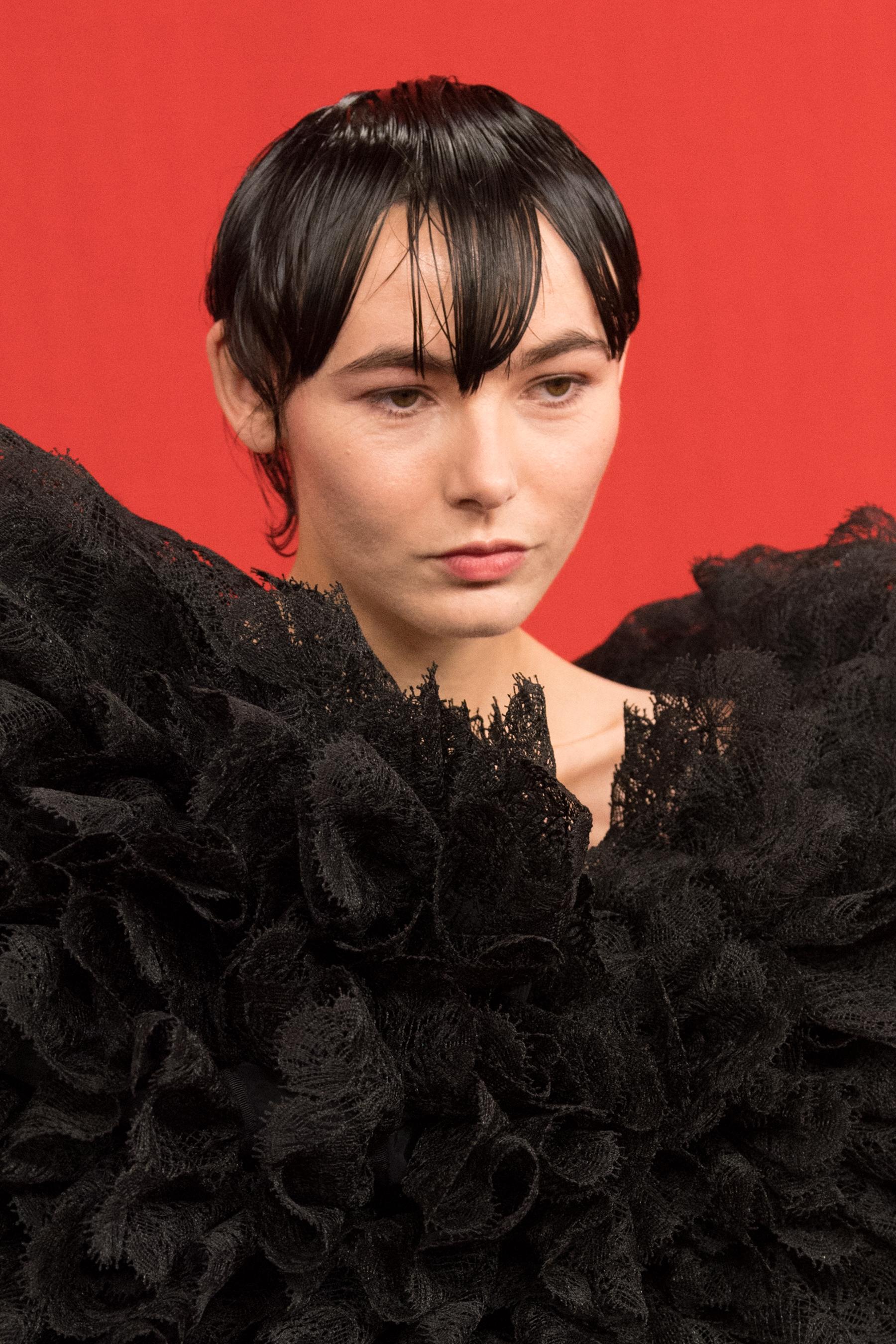 Balenciaga Spring 2022 Details Fashion Show