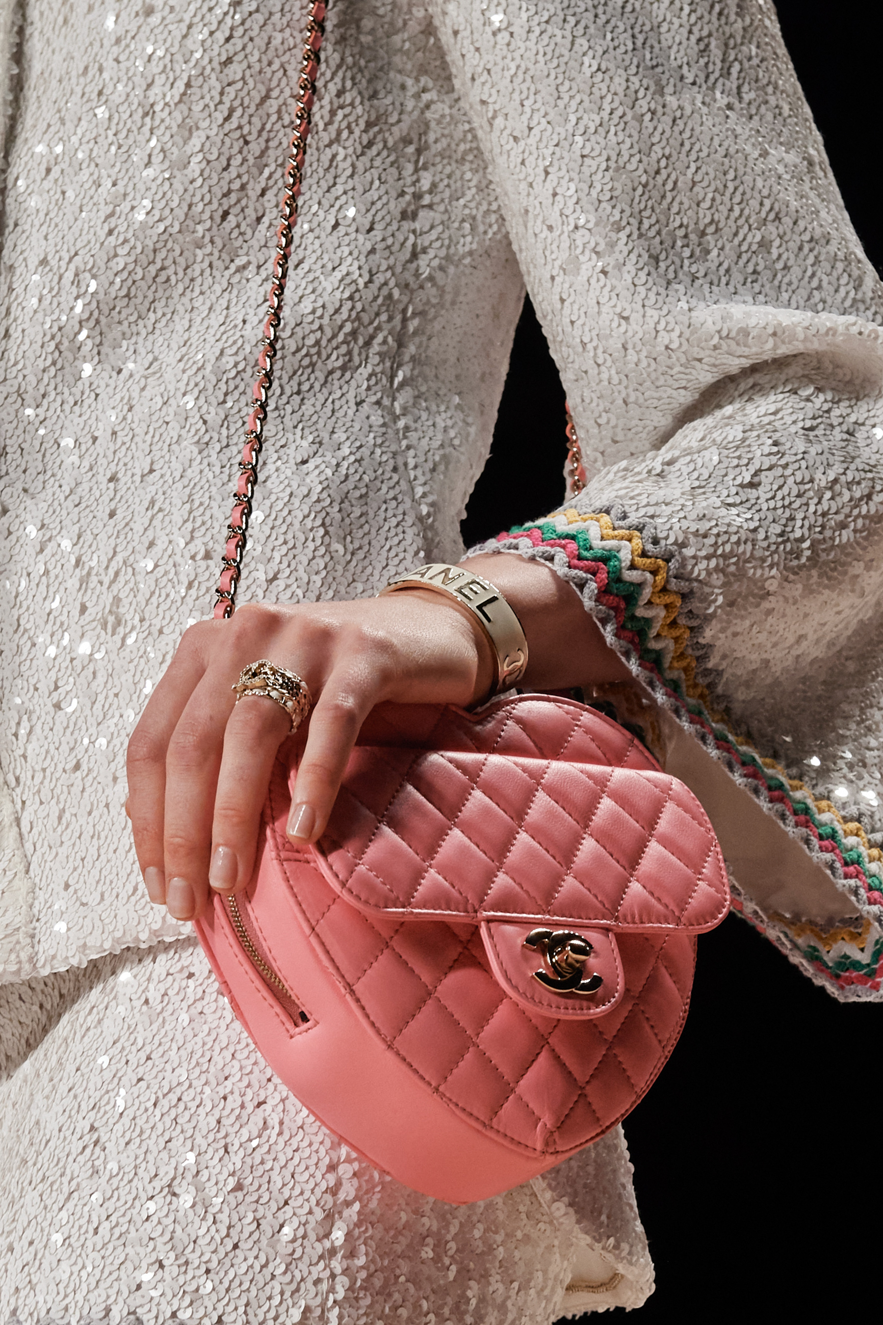 Chanel Spring 2022 Details Fashion Show