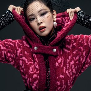 Chanel 'Coco Neige' 2021 Ad Campaign