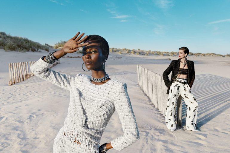 Chanel Cruise 2021 Ad Campaign