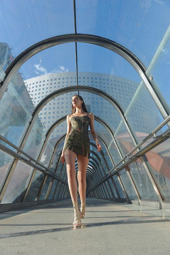 Farhad Re Spring 2022 fashion show