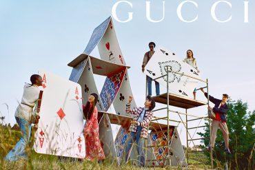 Gucci Lifestyle Fall 2021 Ad Campaign