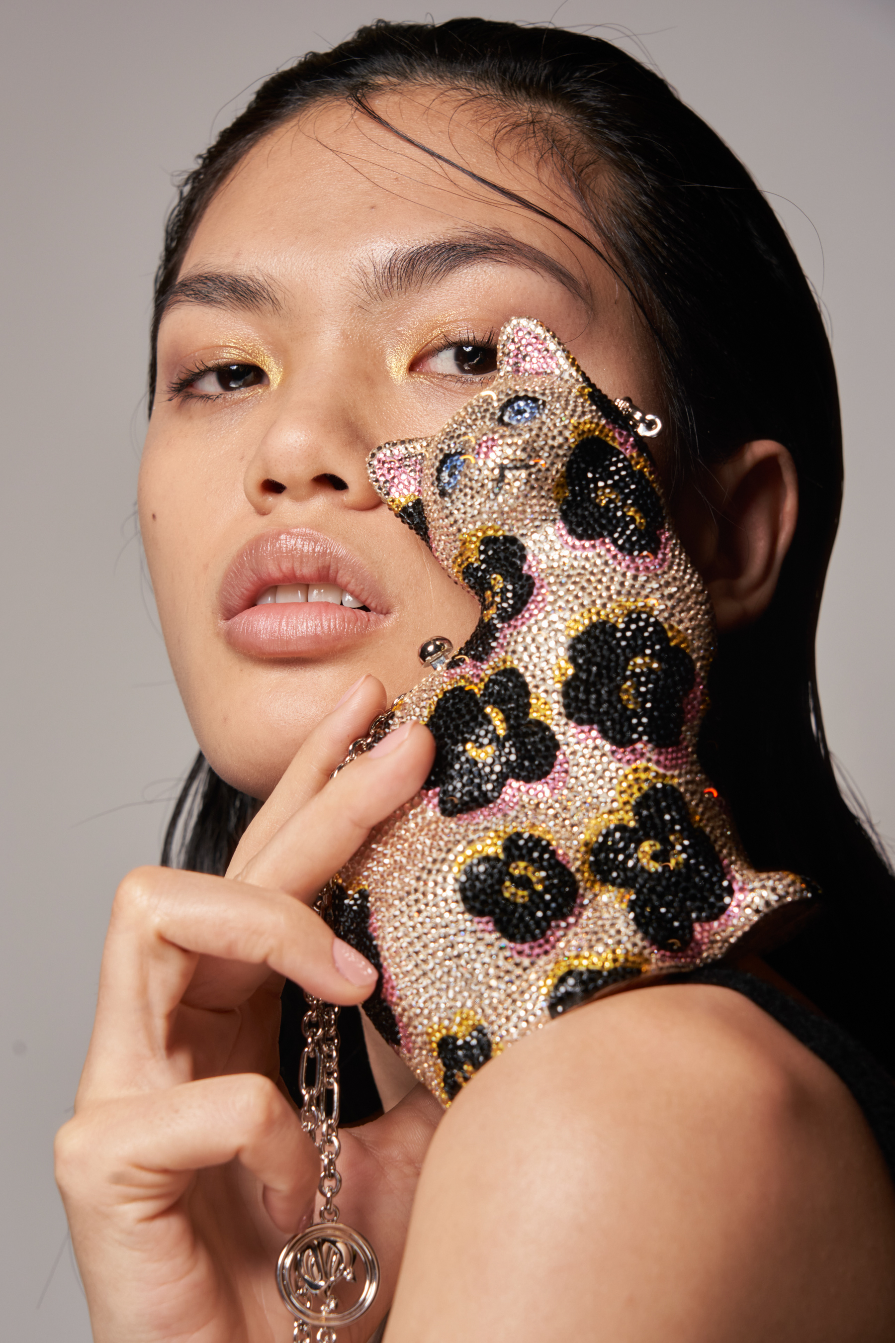 Lanvin Spring 2022 Backstage Fashion Show
