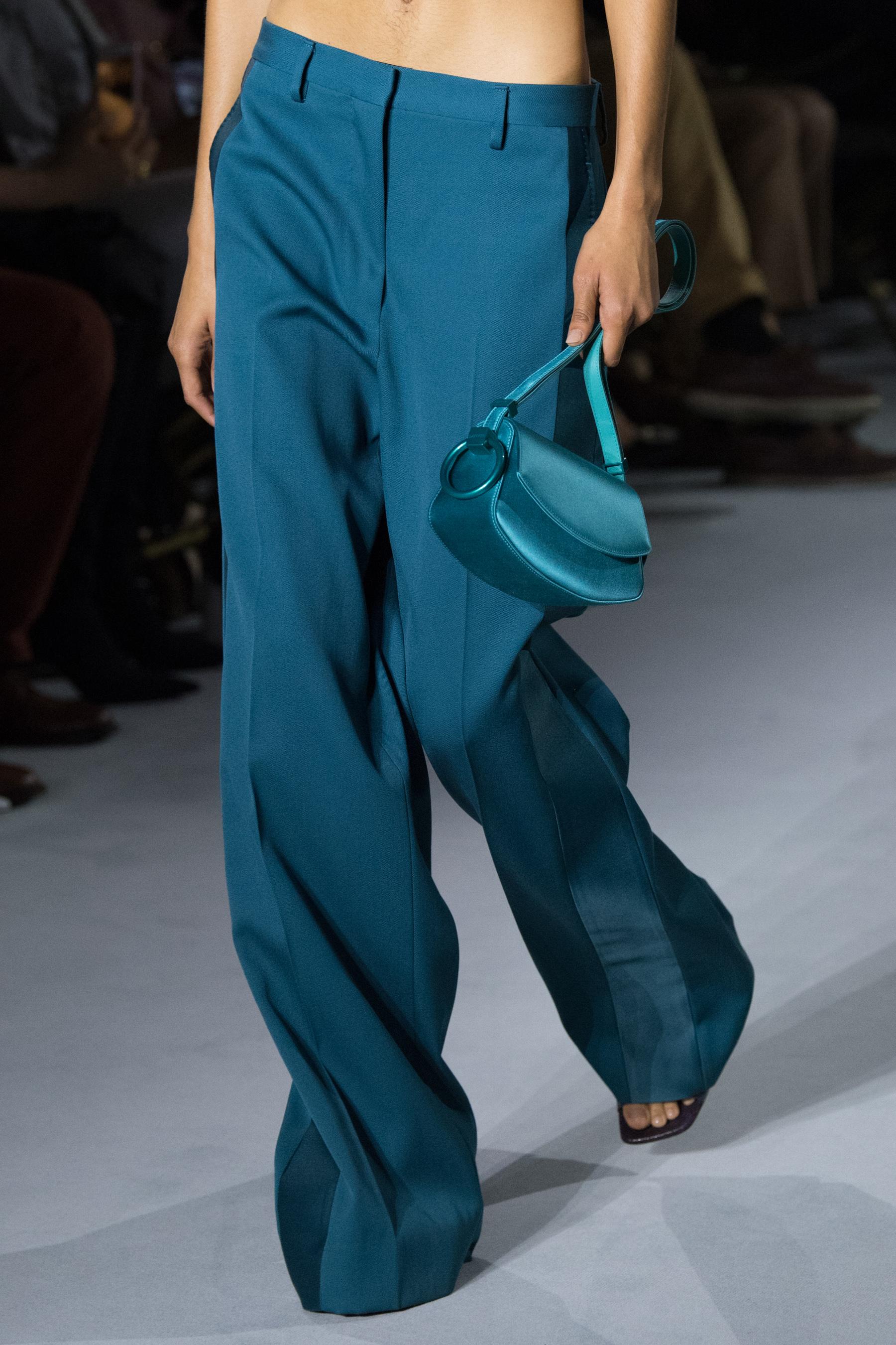 Lanvin Spring 2022 Details Fashion Show