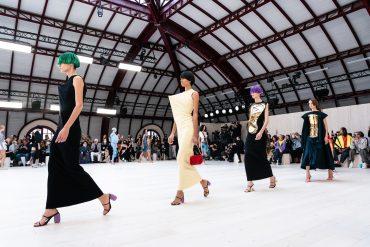 Loewe Spring 2022 Fashion Show